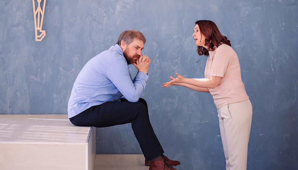 Яна Катаева ссорится с мужем