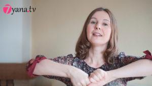 Яна Катаева на видео