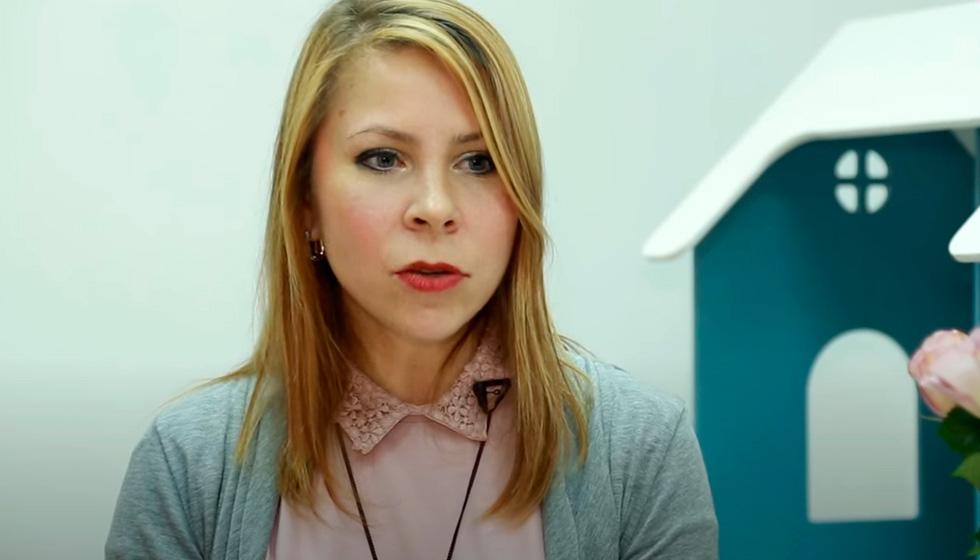 Мария Потапова, игротерапевт