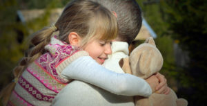 Девочка и отчим