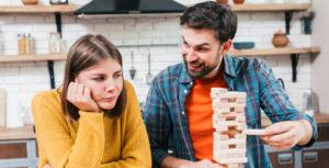 Женщине скучны интересы мужа