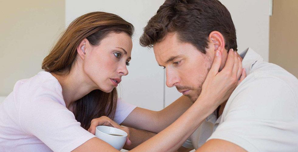 Как мужу и жене поддержать друг друга