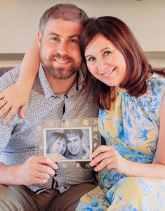 Семейный психолог Яна Катаева с мужем